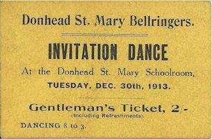 Gent's Ticket