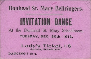 Lady's Ticket