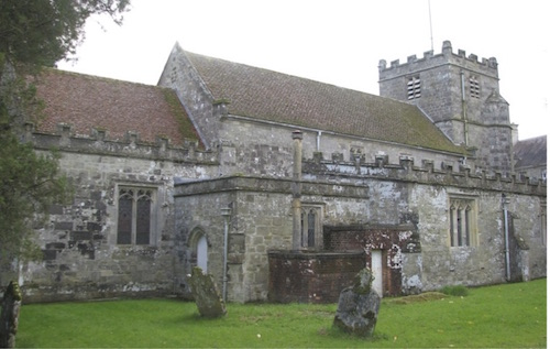 St Andrews Church in 2012