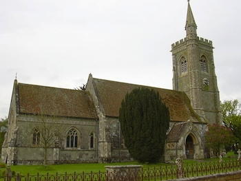 Semley Church