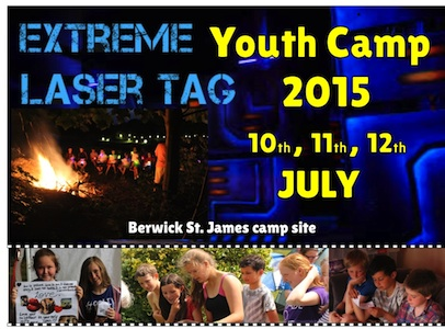 Youth Camp 2015 logo